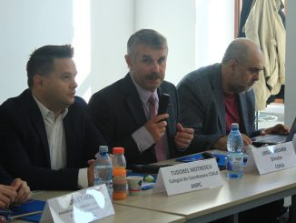 Caravana CSALB la Constanța. FOTO Adrian Florea / Valureni.ro