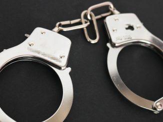 Polițiștii au pus în aplicare mandatul de arestare. FOTO Arhivă