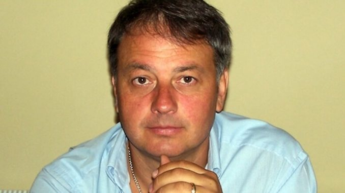 Primarul Florin Mitroi. FOTO Arhivă