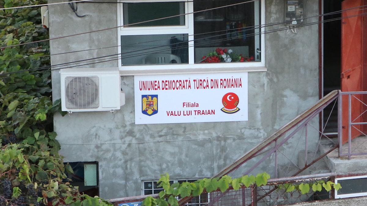 Uniunea Democrată Turcă din România, Filiala Valu lui Traian. FOTO Adrian Boioglu / Valureni.ro