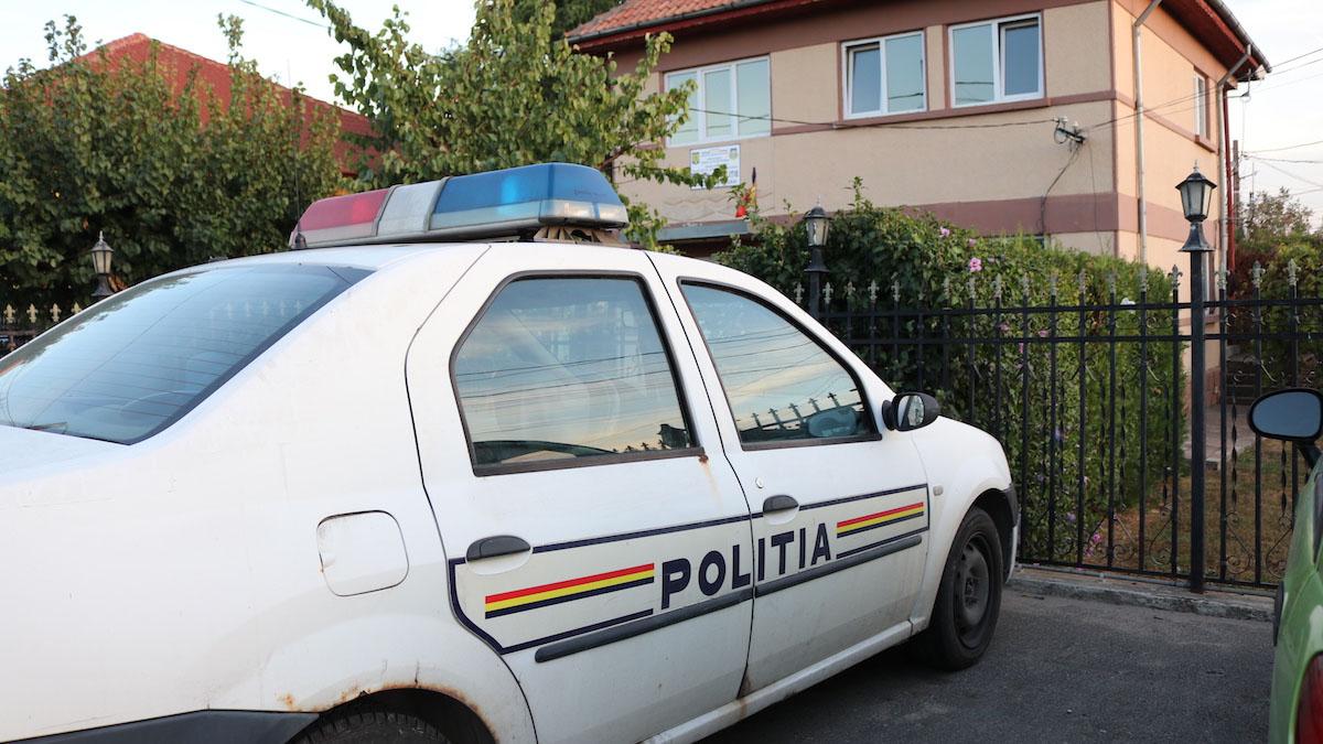 Poliția Valu lui Traian. FOTO Adrian Boioglu / Valureni.ro