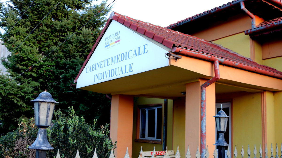 Cabinete Medicale în Valu lui Traian. FOTO Adrian Boioglu / Valureni.ro