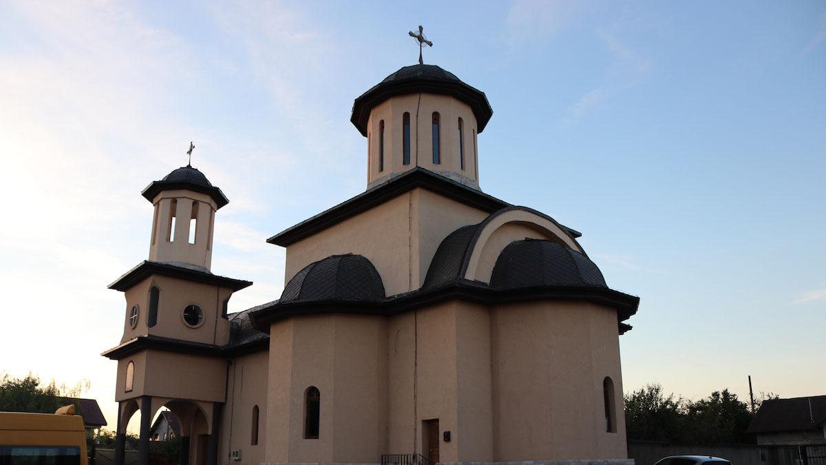 Biserica Valu lui Traian. FOTO Adrian Boioglu / Valureni.ro