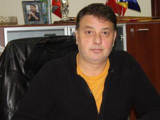 Florin Mitroi, primarul comunei Valu lui Traian. FOTO Adrian Florea / Valureni.ro