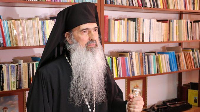 ÎPS Teodosie, Arhiepiscopul Tomisului. FOTO Adrian Boioglu